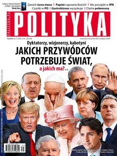 Polityka nr 31/2016