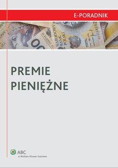 Premie pieniężne