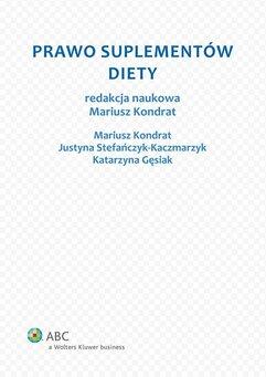 Prawo suplementów diety