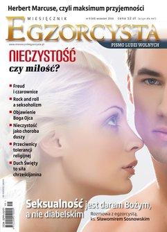 Miesięcznik Egzorcysta 49 - wrzesień 2016