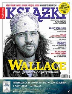 Książki. Magazyn do czytania 1/2017