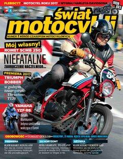 Świat Motocykli 6/2017