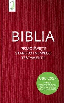 Biblia. Pismo Święte Starego i Nowego Testamentu (UBG)