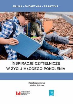 Inspiracje czytelnicze w życiu młodego pokolenia
