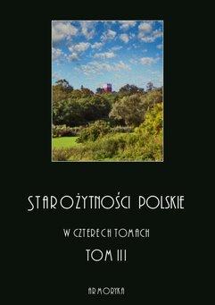Starożytności polskie w czterech tomach. Tom III