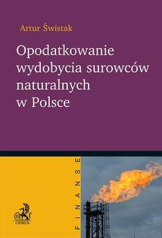 Opodatkowanie wydobycia surowców naturalnych w Polsce