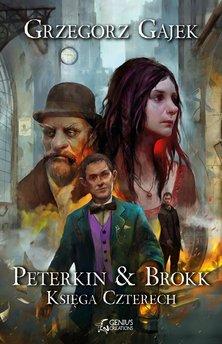 Peterkin & Brokk: Księga Czterech