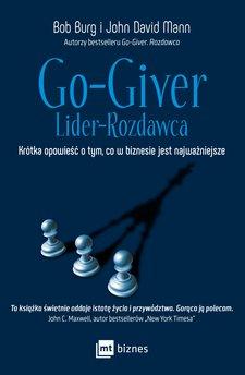 Go-Giver. Lider-Rozdawca