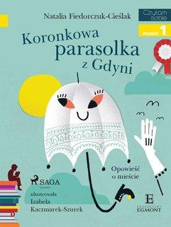 Koronkowa parasolka z Gdyni