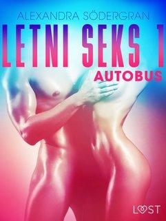 Letni seks 1: Autobus - opowiadanie erotyczne