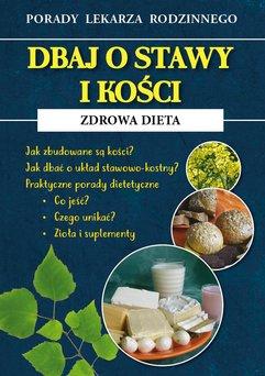 Dbaj o stawy i kości. Zdrowa dieta