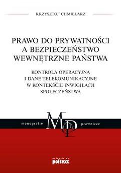 Prawo do prywatności a bezpieczeństwo wewnętrzne państwa