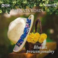 Bluszcz prowincjonalny audiobook