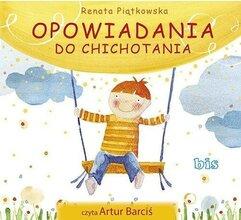 Opowiadania do chichotania audiobook