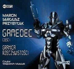Gamedec T.1 Granica rzeczywistości audiobook