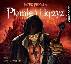 Świat Inkwizytorów T.2 Płomień i krzyż. Audiobook