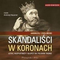 Skandaliści w koronach audiobook