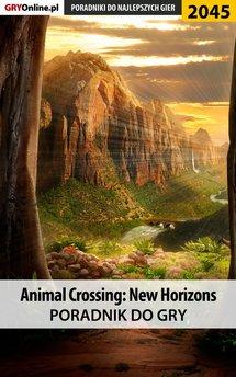 Animal Crossing New Horizons - poradnik do gry