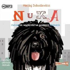 Nuka. Owczarek węgierski... Audiobook
