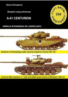 Czołg podstawowy A-41 Centurion