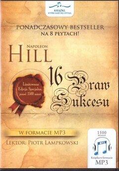 16 Praw sukcesu. Audiobook (8CD)
