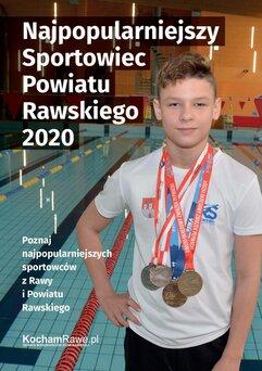 Najpopularniejszy Sportowiec Powiatu Rawskiego 2020