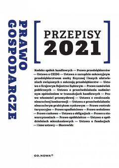 Prawo gospodarcze Przepisy 2021