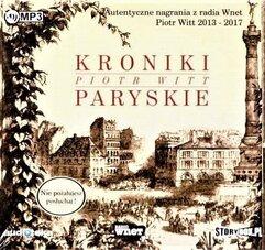Kroniki Paryskie. Audiobook
