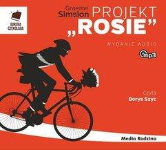 Projekt Rosie. Audiobook