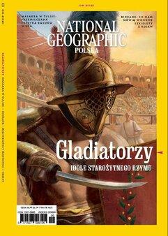 National Geographic Polska 6/2021