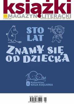 Magazyn Literacki Książki 5/2021