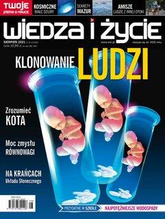 Wiedza i Życie nr 8/2021