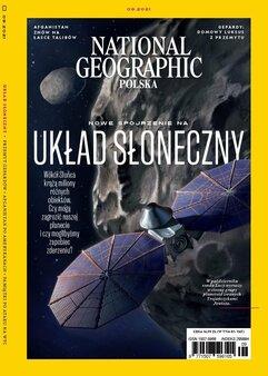 National Geographic Polska 9/2021