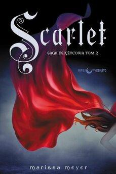 Scarlet. Saga Księżycowa. Tom 2