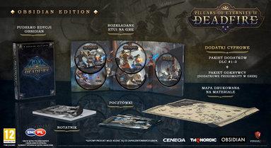 Pillars of Eternity II: Deadfire - Obsidian Edition (PC) PL