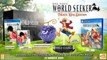 One Piece World Seeker Edycja Kolekcjonerska (PS4)