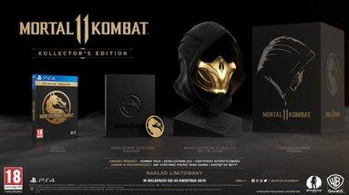 Mortal Kombat 11 Edycja Kolekcjonerska (PS4) PL