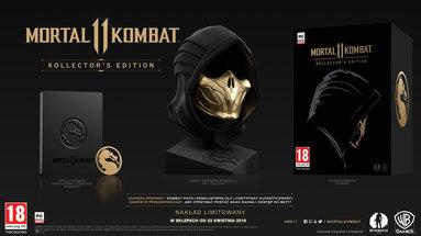 Mortal Kombat 11 Edycja Kolekcjonerska (PC) PL