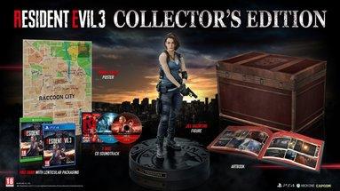 Resident Evil 3 Edycja Kolekcjonerska (PS4)