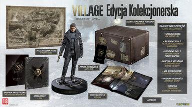 Resident Evil Village Edycja Kolekcjonerska (PS4)