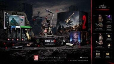 Dying Light 2 Edycja Kolekcjonerska (PS4) PL