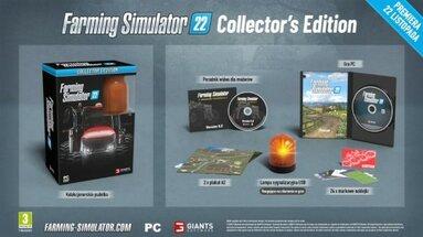 Farming Simulator 22 Edycja Kolekcjonerska (PC) PL