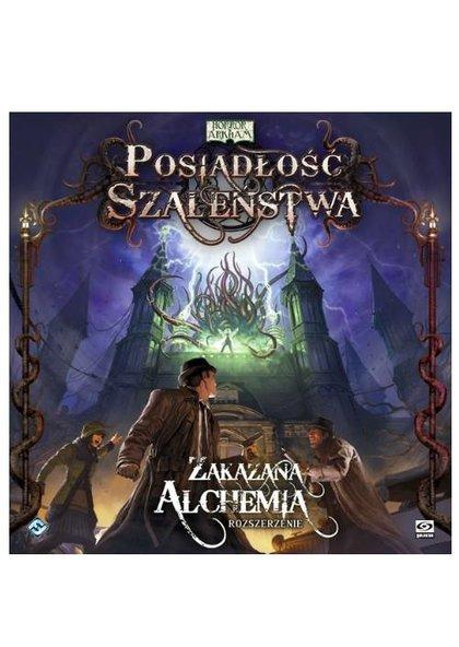 Posiadłość Szaleństwa: Zakazana Alchemia (Gra Planszowa)