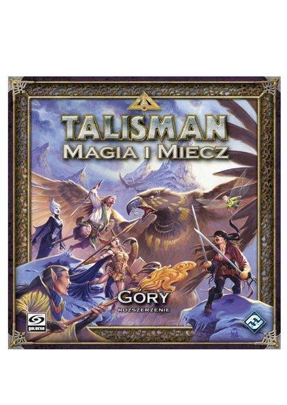 Talisman Magia i Miecz: Góry