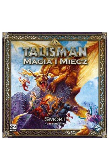 Talisman: Smoki (Gra Planszowa)