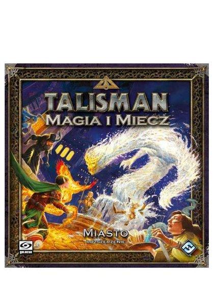 Talisman Magia i Miecz: Miasto