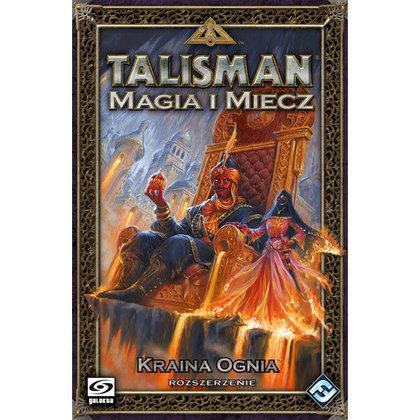 Talisman: Magia i Miecz - Kraina Ognia (Gra Planszowa)