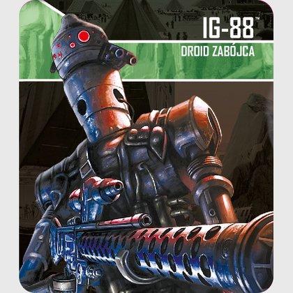 Star Wars: Imperium Atakuje - IG-88 Droid Zabójca (Gra Planszowa)