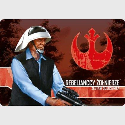 Star Wars: Imperium Atakuje - Rebelianccy Żołnierze (Gra Planszowa)