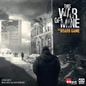 This War of Mine (Gra Planszowa)